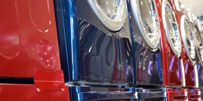 Appliances using VHB Tape