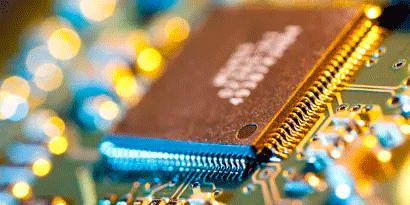 Electronics using VHB Tape