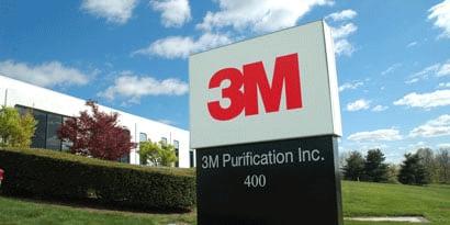 3M Sign using VHB Tape